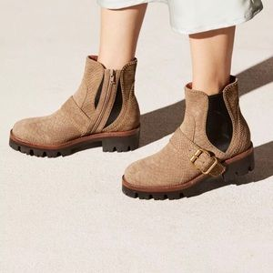 Jeffrey Campbell x Free People City Vibes Boots